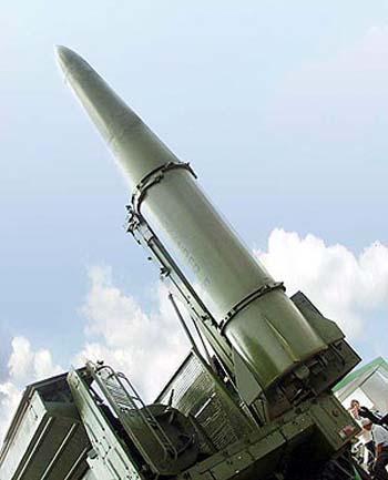Вот он, новый ракетный комплекс «Искандер», который напугал мир.
