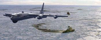 Российские стратегические бомбардировщики теперь постоянно патрулируют в небе Арктики.